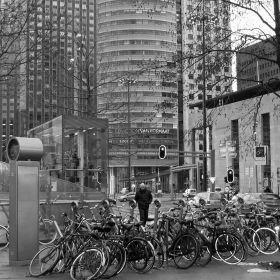 Achitectuur Rotterdam 3D