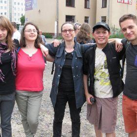Strefa WolnoSłowa's Theater Project 24 June 2017