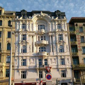 Art Nouveau - Jugendstilhäuser in Wien