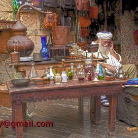 Mid Ages Market (Elche, Spain)