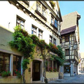 ... Rothenburg ob der Tauber ...