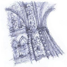 Last stereo drawings