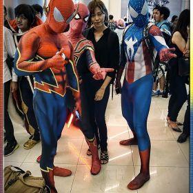 Bangkok Comic Con 2018