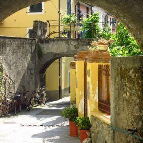 Specia, Riomajori, Monterosso