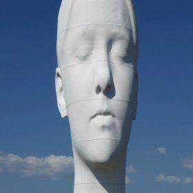 Skulptur i Pilane 2018