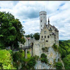 ... Schloss Lichtenstein ...