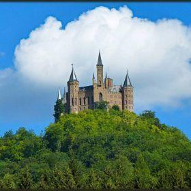 ... Hohenzollern Castle ...