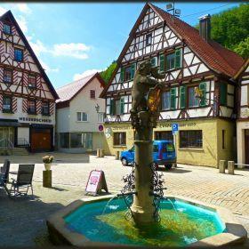 ... Stadt Wiesensteig ...