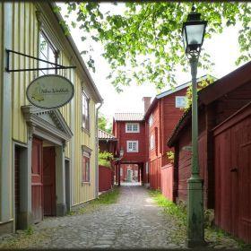 ... in Sweden ...